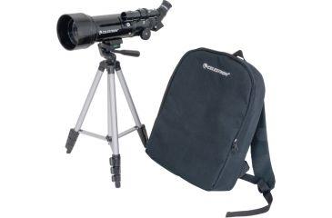 Celestron Travel Scope 70 Portable Telescope 21035