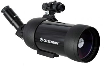 Celestron 39-100x90mm Maksutov Angled Spotting Scope w/Tripod 52268-OP
