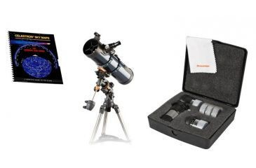 Celestron astromaster 130eq motor drive reflector telescope up to