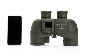 7-Celestron Cavalry 7x50 GPS Binoculars