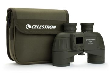 6-Celestron Cavalry 7x50 GPS Binoculars