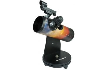 Celestron Cosmos FirstScope Telescope, Multi colored 22023
