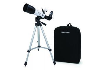8-Celestron EclipSmart Travel Solar Telescope 50