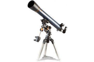 Celestron AstroMaster 90EQ MD Telescope with Motor Drive 21069 90 EQ Telescopes