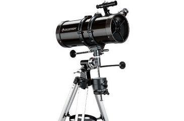 Celestron mm astrofi newtonian computerized telescope