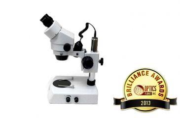 Celestron Professional Stereo Microscope Zoom Lens Halogen Lamp