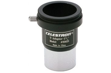 Celestron Telescope 1-1/4inch Universal T Adapter 93625