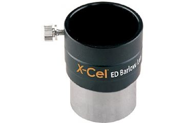 Celestron X-Cel ED 1.25'' Barlow Lens 93327