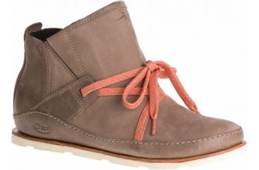 8833ea149897 Chaco Harper Mid Casual Shoe - Womens-Caribou-Medium-6.5