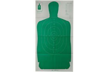Champion 40735 Le B27fsa Silhouette Target Green