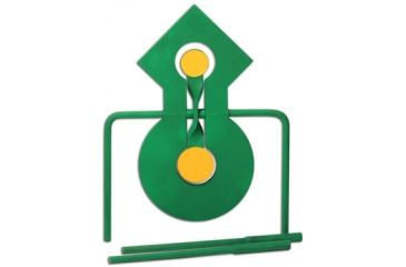 Champion Traps and Targets 44880 Double Reaction Metal Spinner Target