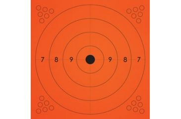 Champion 45774 Adhesive Target 6x6 Bull