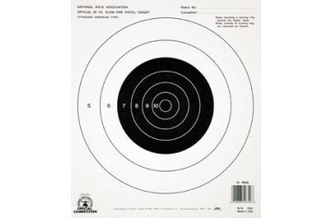 Champion Target 25 yd. Slow Fire