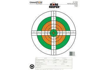 Champion Target 25yd Pistol Slow
