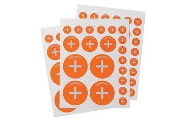 Champion Target 45772 Adhesive Targets 3 Pack