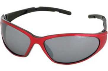 Champion Targets Red Shooting Glasses w/ Closed Frame