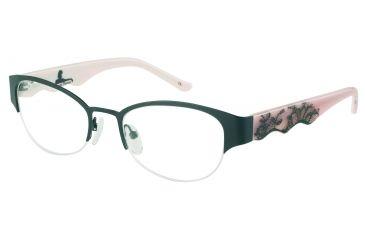 Chantal Thomass 14002 Eyeglasses, Black-Pink, 51-19-135 14002-C4