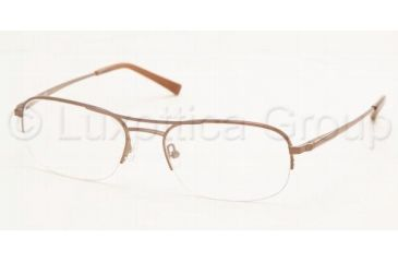 Chaps CP2002-116-5318 Eyeglasses Frames Taupe Frame / 53 mm Non-Rx Lens