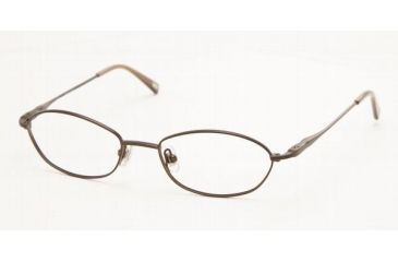 Chaps CP2020-105-5017 Rx Prescription Eyeglasses 50 mm Lens Diameter / Wheat Frame