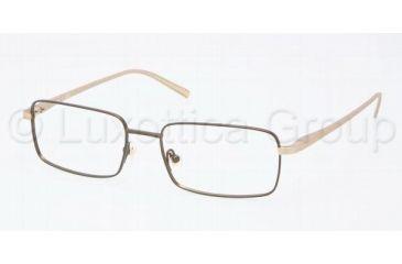 Chaps CP2071T Bifocal Prescription Eyeglasses 354-5317 - Khaki Gold