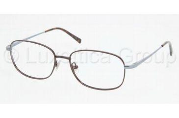Chaps CP2072 Eyeglass Frames 303-5216 - Brown Gun
