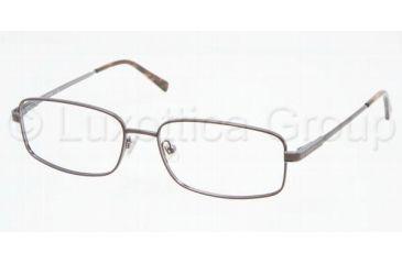 Chaps CP2073 Bifocal Prescription Eyeglasses 303-5316 - Brown Gun