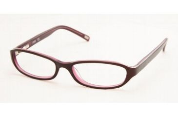Chaps CP3013-556-4915 Rx Prescription Eyeglasses 49 mm Lens Diameter / Black/Lt Pink Frame