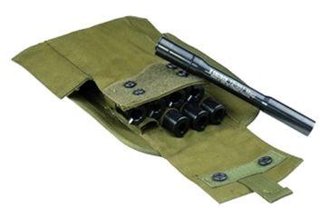 1-Chiappa Firearms 970387 X-Caliber Adapter Set 12 Ga 8 Pistol Calibers Black