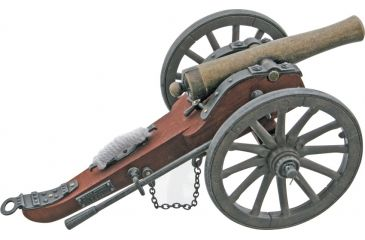 China Made Confederate Army Cannon Replica, 11 5/8 in. Long CN210491