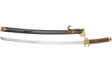 China Made Dragon Guard Katana Sword CN926674BK