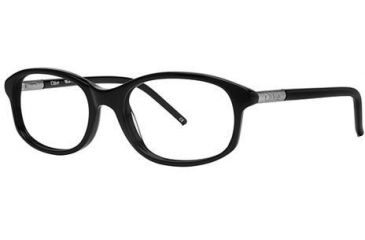 Chloe CL1135B Progressive Prescription Eyeglasses - Frame Black, Size 54/18mm CL1135B01