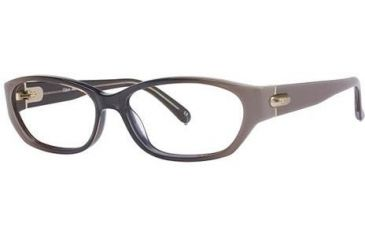 Chloe CL1170 Single Vision Prescription Eyeglasses - Frame Pinky Brown, Size 53/14mm CL117003