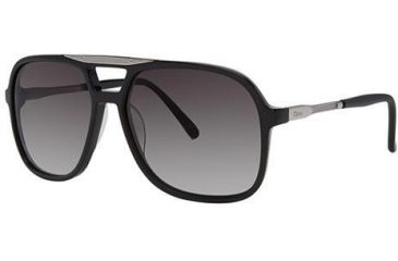Chloe CL2223 Sunglasses - Frame Black, Lens Color Gradient Grey CL222301