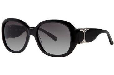 Chloe CL2240 Sunglasses - Frame Black, Lens Color Gradient Grey CL224001