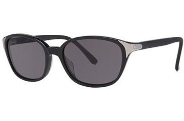 Chloe CL2250 Sunglasses - Frame Blue, Lens Color Solid Grey Blue CL225004