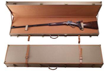 Cimarron Arms USA Shooting Team Creedmoor Sharps Rifle Case for a 45-70 CASEAS800