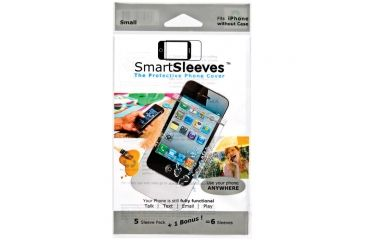 Clearbags Smartsleeves Iphone W/o Case PS24A