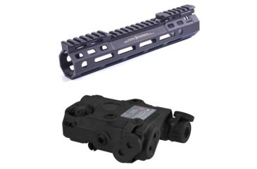 5-Cloud Defensive Rail System Optimized for Cloud Defensive Flashlight Kits