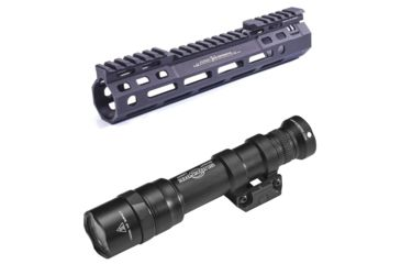 4-Cloud Defensive Rail System Optimized for Cloud Defensive Flashlight Kits
