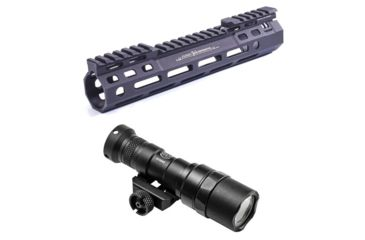 3-Cloud Defensive Rail System Optimized for Cloud Defensive Flashlight Kits