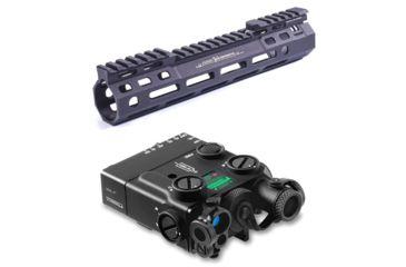 6-Cloud Defensive Rail System Optimized for Cloud Defensive Flashlight Kits