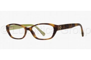 Coach CECILIA HC6002 Bifocal Prescription Eyeglasses 5052-4916 - Tortoise