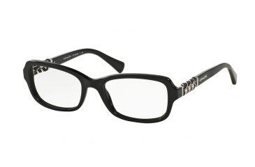 1b8eb8e8da Coach HC6075Q Eyeglass Frames 5002-50 - Black Frame