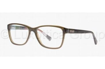 Coach Eyeglass Frames Hc6013 : Coach JULAYNE HC6013 Eyeglass Frames