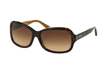 52d8496f0145 Coach L008 CIARA HC8016 Bifocal Prescription Sunglasses HC8016-503313-57 -  Lens Diameter 57