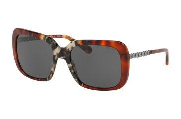 7b2e995a9a Coach L1027 HC8237F Prescription Sunglasses HC8237F-551987-57 - Lens  Diameter 57 mm