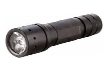 Coast LED Lenser Tactical Strobing Light LED Flashlight LL7731STB - 36 Lumens, 3 x AAA