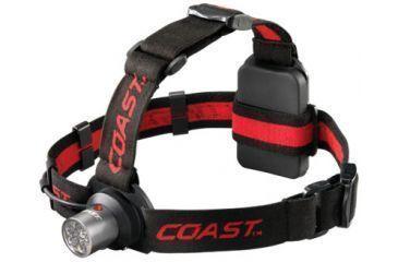 Coast HL4 144 Lumen Dual Color LED Headlamp 19291