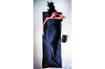 Cocoon Fleece Sleeping Bag / Blanket Blu, Blue 316132