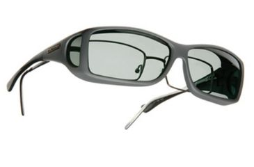 Cocoons WIDE LINE 3D Glasses, ML Slate Frame C428D